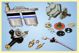 Picture of FUEL PUMP,INJECTION PUMP & CARBURETOR GROUP