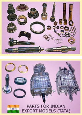 GEAR BOX AND TRANSMISSION GROUP