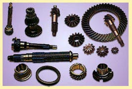 Picture of GEARS (SPUR-BEVEL-HELICAL-SPIRAL)