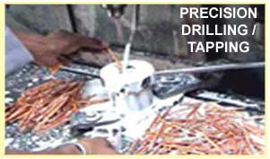 Precision Drilling / Tapping