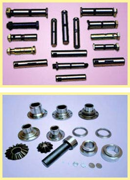 Picture of PRECISION MACHINED-TURNED PINS and CYLINDRICAL ITEMS