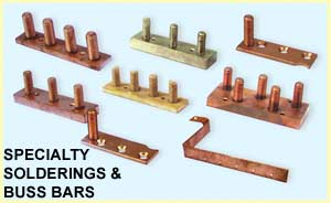 Speciality Soldering & Buss Bars