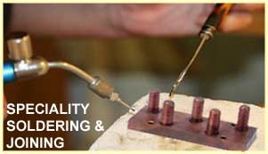 Speciality Soldering & Joining