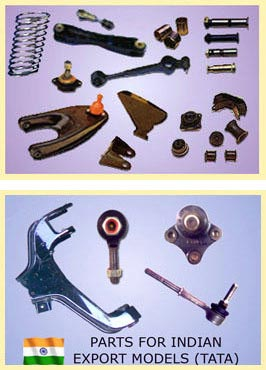 Picture of SUSPENSION PARTS