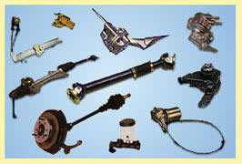 Picture of TYPICAL ASSEMBLIES & COMPONENTS